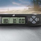 CEAS CU TERMOMETRU DE INTERIOR SI EXTERIOR PENTRU MASINA SAU CASA - Termometru Auto