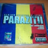 Paraziții - Slalom printre cretini (remix-uri)