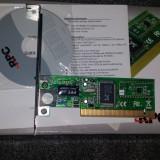 Placa de retea RPC -1624WK 10/100 Mb/s - poze reale