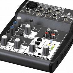 Mixer audio Behringer XENYX 502 - Mixere DJ