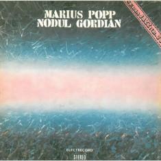 Marius Popp – Nodul Gordian (LP) - Muzica Jazz electrecord, VINIL
