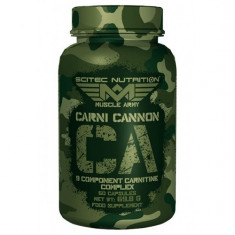 Carni Cannon, 60 capsule - Mancare pasari