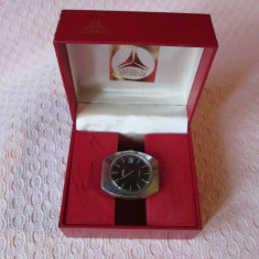 Ceas vechi de mana Doxa automatic 4310 + cutia originala, ceas Doxa de colectie - Ceas de mana