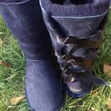 Cizme Dama UGG Australia blue fundite impermeabile ieftine autentice UK piele