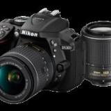 D5300 Dual Zoom Kit (AF-P 18-55 VR + 55-200 VR II)
