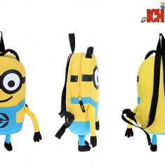 Ghiozdan pentru copii, Figurina Minion - Jucarii