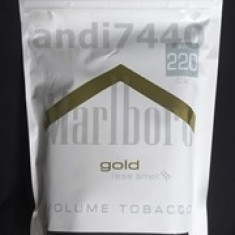 TUTUN MARLBORO GOLD 110g ORIGINAL !!! - sectorul 6