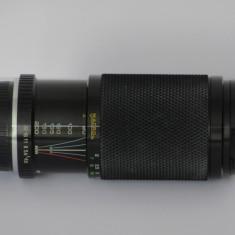 MC Soligor C/D Zoom+Macro 80-200mm f/4.5 +capace- Pentax PK Mount - Practic nou! - Obiectiv DSLR, Manual focus, Pentax - K