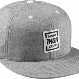 MXE Sapca Thor Crew Snapback culoare Gri Cod Produs: 25012521PE