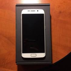 Samsung Galaxy s6 Edge White 64Gb - Telefon Samsung, Alb, Neblocat