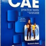 CAE Practice Tests. Student's Book. Manualul elevului revizuit 2015 - Certificare