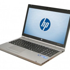 Laptop HP EliteBook 8570p, Intel Core i7 3520M, 2.9 GHz, 4 GB DDR3, 320 GB HDD SATA, DVDRW, AMD Radeon HD 7500M/7600M, WI-FI, Bluetooth, Card Reader,