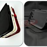 Toc FlipCover Stand Magnet Allview X3 Soul NEGRU - Husa Telefon