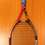Racheta tenis Wilson BLX Six.One 90 Tour - Racheta tenis de camp Wilson, Performanta, Adulti