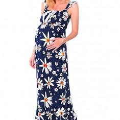 Rochie pentru gravide si alaptare - Rochie gravide