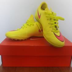 Nike Mercurial - Adidasi copii Nike, Marime: 35, Culoare: Verde