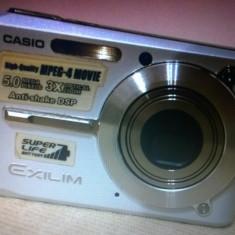 Camera foto Casio Exilim EX-S500 - Aparat Foto compact Casio