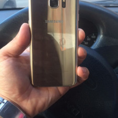 Samsung Galaxy S7 Edge 32GB Gold Edition ! - Telefon Samsung, Auriu, Neblocat, Single SIM