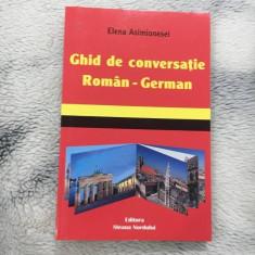 Ghid de conversatie Altele Roman-German