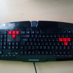 Tastatura Modecom MC-8000 Black