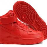Ghete nike air force one DAMA NOU 2016 - Ghete dama Nike, Marime: 36, 37, 38, 39, 40, Culoare: Din imagine, Textil
