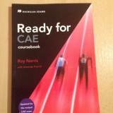 Carte engleza ready for cae coursebook roy norris cambridge advanced english