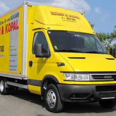 Iveco Daily 50c17, 3.0 HPI Diesel, an 2006 - Utilitare auto