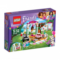LEGO Friends Petrecerea de ziua de nastere
