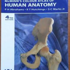 McMinn Atlas de Anatomie Human Anatomy ed 4