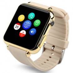 Ceas Smart Watch Elegant cu Telefon si Camera Spion Nou in Cutie