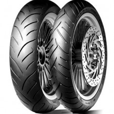 Motorcycle Tyres Dunlop ScootSmart ( 110/80-14 RF TL 59P Roata spate, DOT, M/C DOT2012 ) - Anvelope moto