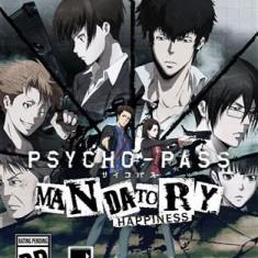 Psycho-Pass Mandatory Happiness Ps Vita - Jocuri PS Vita
