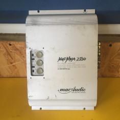 Vand Statie Auto Audio Mac Audio, Mac-Ninja 2.180 perfecta 2x180 wats - Amplificator audio, 161-200W