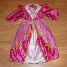 Costum de carnaval serbare printesa pentru copii de 2-3 ani - Costum Halloween, Marime: Masura unica, Culoare: Din imagine