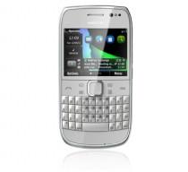 Nokia E6 Alb